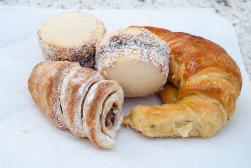 Factura and other pastries in Argentina