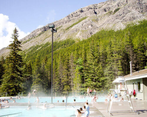 Miette Hotsprings