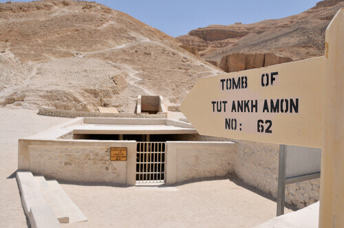 Tomb of Tutankhamon