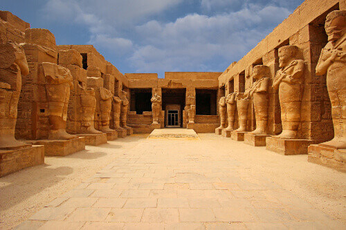 Karnak Temple Complex in Luxor Egypt