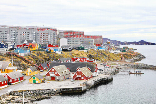 Greenland National Museum in Nuuk, Greenland