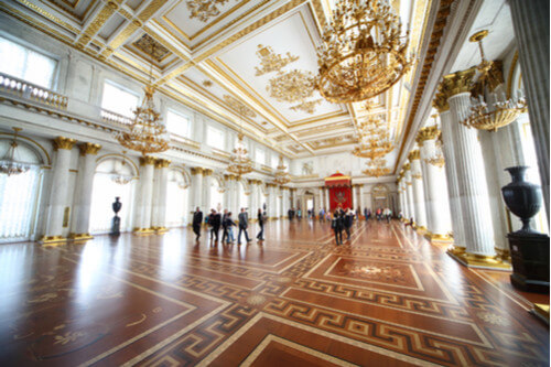 St. George Great Throne Hall