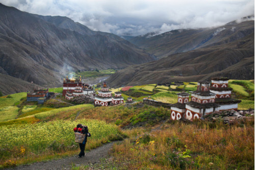 Saldang Village, Upper Dolpo