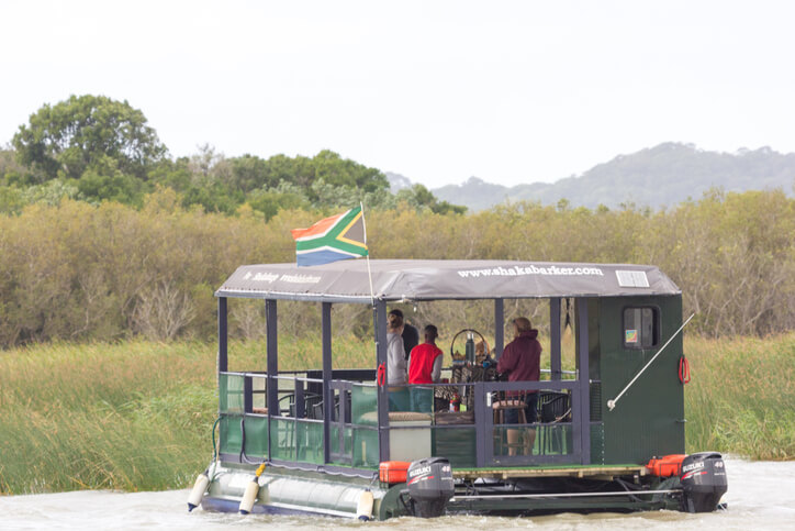 River Cruise, South Africa