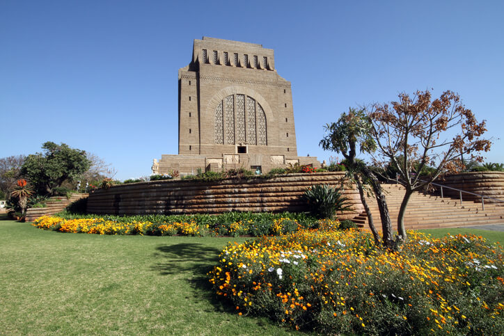 The Voortrekker Monument, South Africa