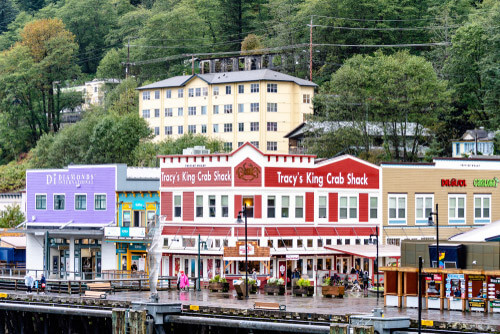 Tracy's king crab shack juneau