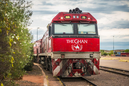 the ghan alice springs northern territory au